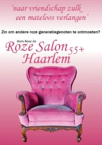Flyer Roze Salon